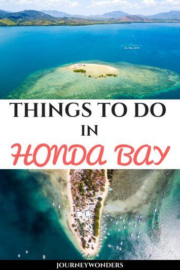 Honda Bay Island Hopping Tour, a Hidden Wonder of Palawan Philippines