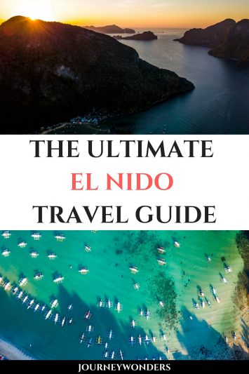 Things to do and see in El Nido, El Nido Ultimate Travel Guide #Philippines #ElNido #Palawan