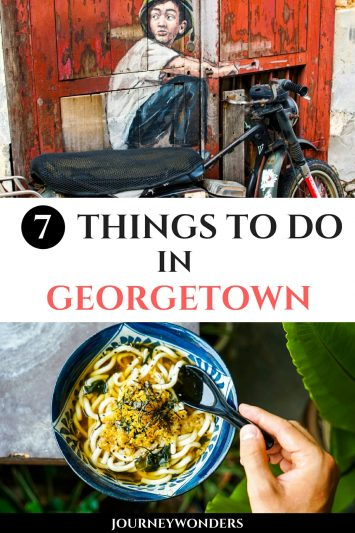 7 Best Things to Do and See in Georgetown, Penang #Malaysia #SouthEastAsia #Georgetown #Penang #StreetFood