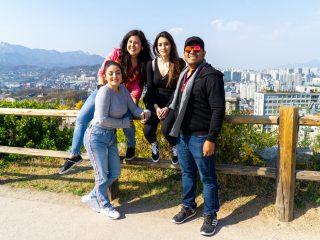 Friends of Wonders in Seoul, South Korea