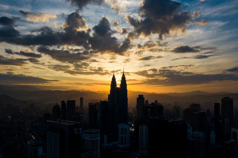 Sunrise of Wonders in Kuala Lumpur