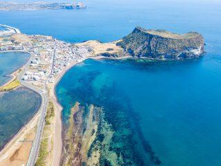 The otherworldly beauty of Jeju Island, South Korea