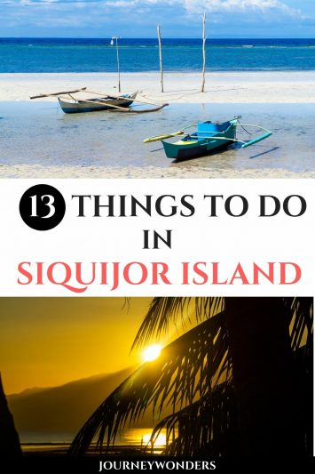 13 Things to Do and See in Siquijor Island