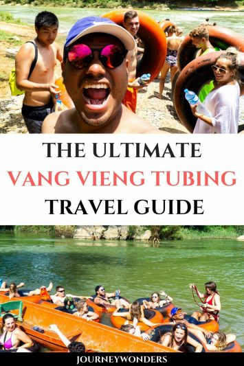 The Ultimate River Tubing in Vang Vieng Travel Guide