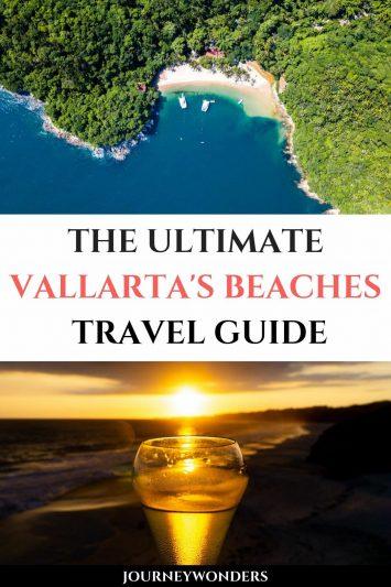 Playa Majahuitas, the best beach of Puerto Vallarta