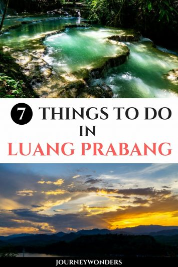 7 Best Things to Do and See in Luang Prabang, Laos