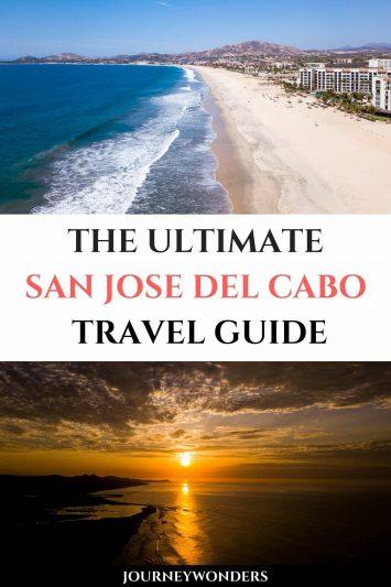San Jose del Cabo vs Cabo San Lucas