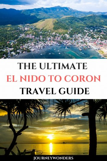 El Nido to Coron The Ultimate Travel Guide