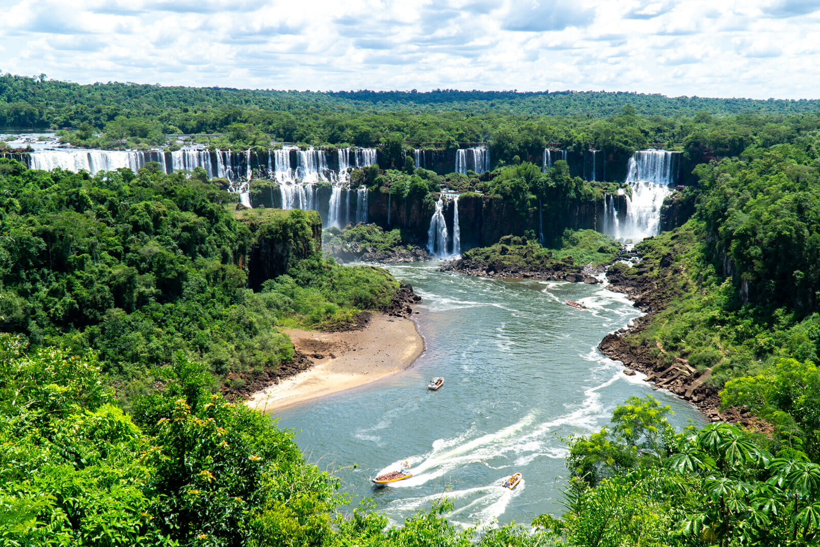Brazil Side Iguazu Falls: The Ultimate Guide