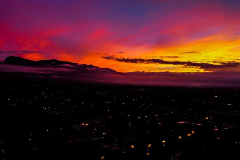 Sunrise of Wonders in Oaxaca City