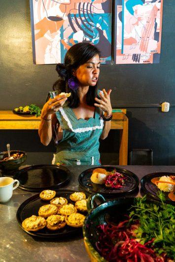 Cooking Classes at Convivio in Oaxaca City