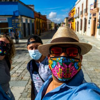 Travel Bloggers Visiting Oaxaca During COVID-19