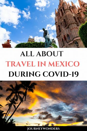 Traveling in Mexico During the COVID 19 Pandemic