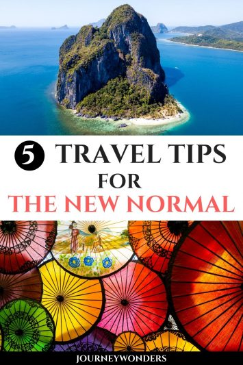 5 Tips for Travel in the New Normal