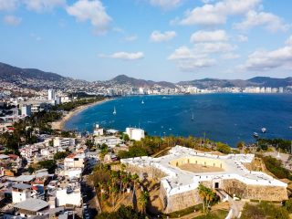 The Fortress of San Diego, Acapulco