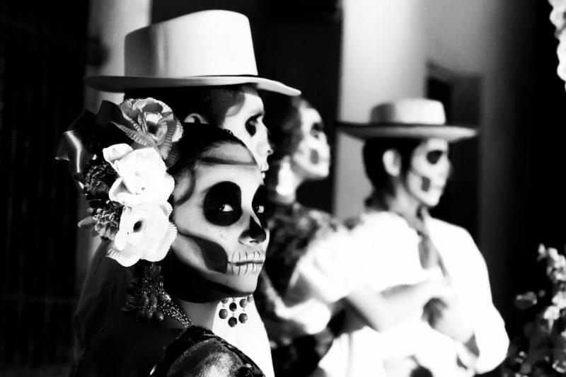 Dia de Muertos in Merida Yucatan