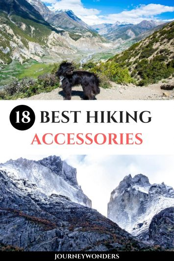 18 BEST HIKING ACCESSORIES FOR TRAVEL