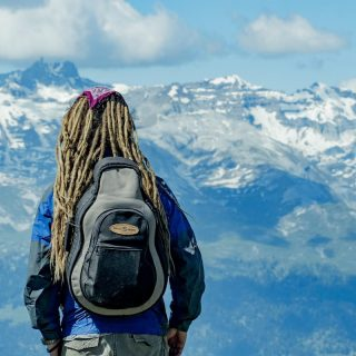 Travel Hairstyles, the Dreadlocks